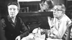 Simone de Beauvoir, escxritora, filósofa, Sartre, filósofo, francês