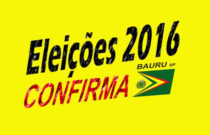 Eleições 2016 - Logo - Capa