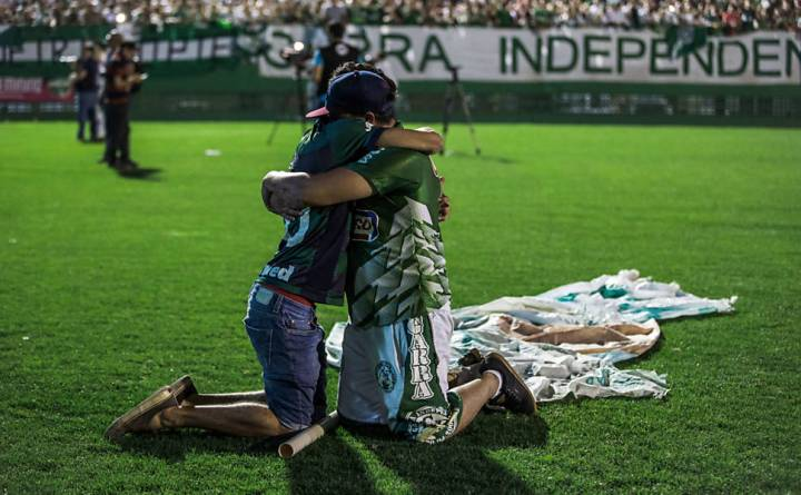 Estádio em Chapecó