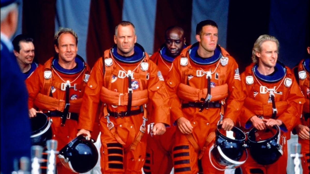 Armageddon - 1998 - 2h28min - Dublado