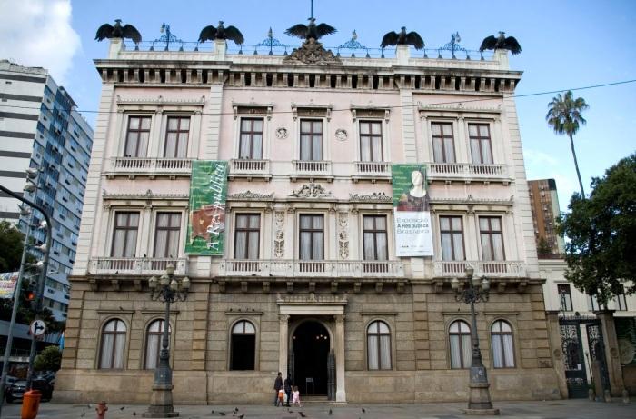 Museu da República - Rio de Janeiro (RJ)