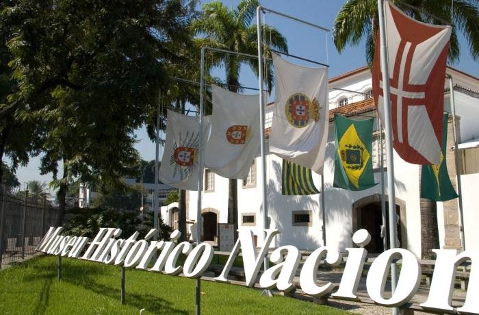 Museu Histórico Nacional - Rio de Janeiro (RJ)