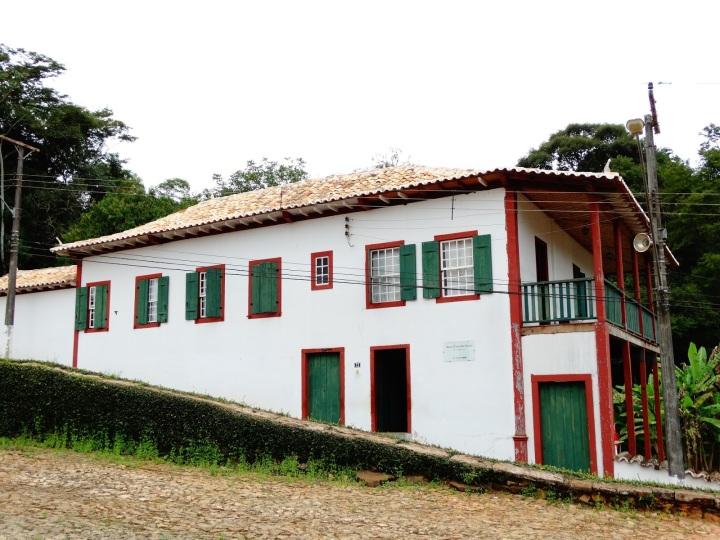 Museu Regional Casa dos Ottoni – Serro (MG)