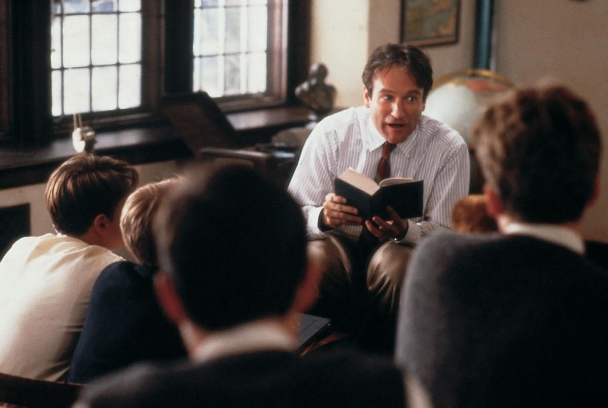 Sociedade dos Poetas Mortos - 1989 - 128 min - Dublado