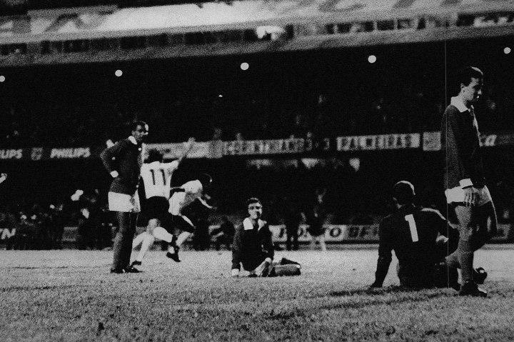 Em 1971, corintianos fizeram o gol da vitória aos 43 do 2º tempo (Folhapress)